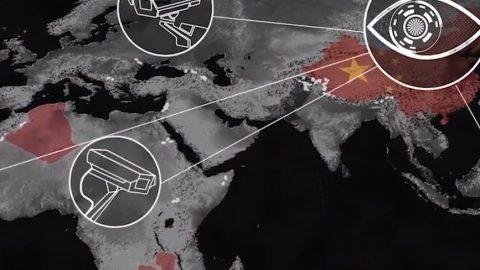 Vševidoucí oko Číny vAfrice (video)