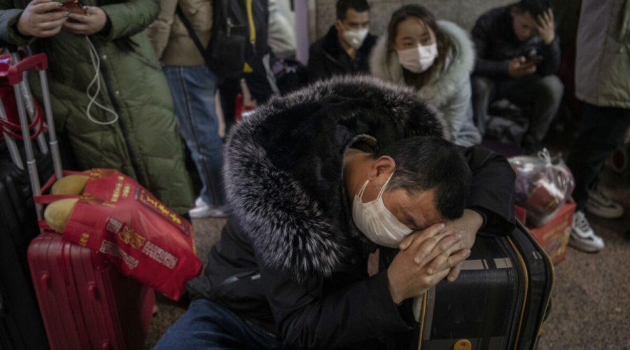 Epidemie nového viru zČíny by mohla být až 10x větší než SARS, varuje odborník