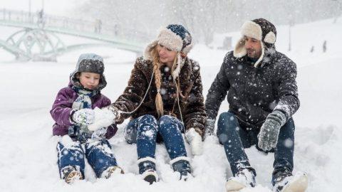 Jarní prázdniny na sněhu nebo na vodě?