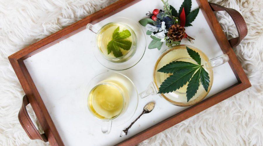Konopný čaj. (ilustrační foto)