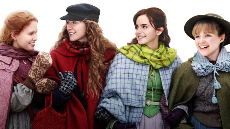 Film Malé ženy na motivy klasického románu a díla Louisy May Alcottové z filmařských rukou režisérky Grety Gerwigové. (Falcon.cz)