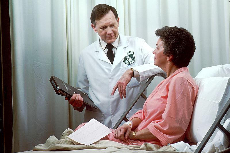 rakovina konzultace s lékařem