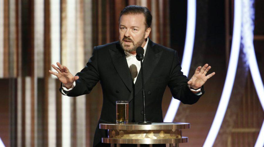 Ricky Gervais Golden Globe