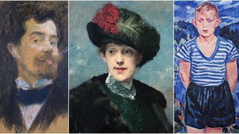 Portrét vČechách pohledem dvou staletí