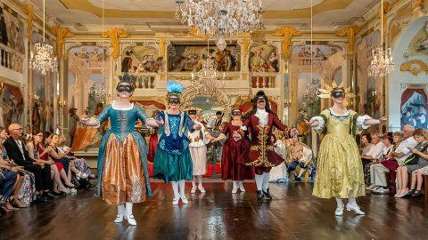 Barokní klenoty procházejí celou Evropou: Telemannův Znějící zeměpis vBrně