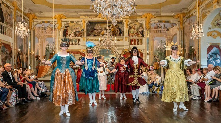 Alla Danza Brno – Baroque