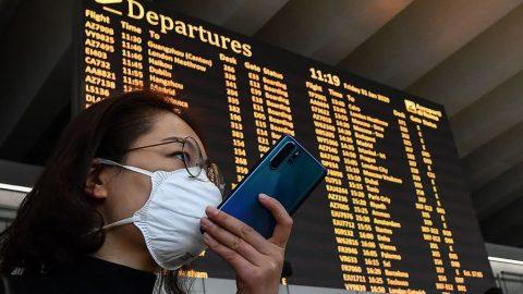 Koronavirus: Světové aerolinky ruší nebo redukují lety do Číny