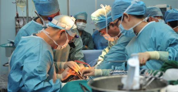 Čínští chirurgové