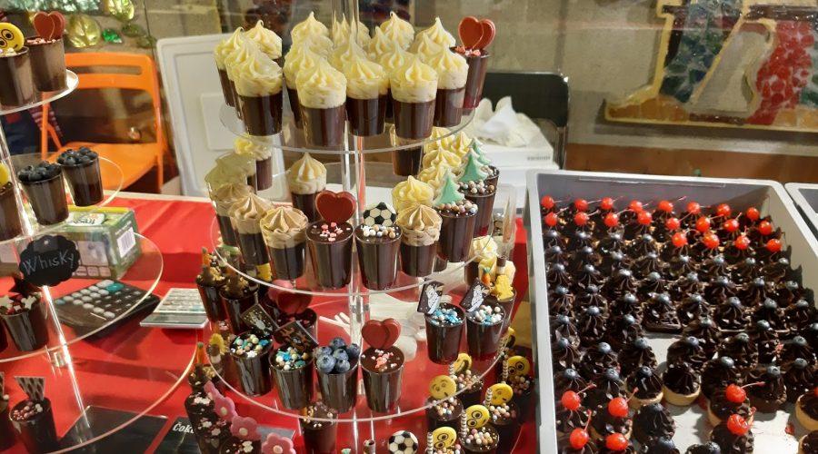 čokoládové Lahůdky