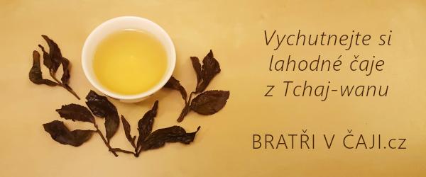 taiwanský čaj