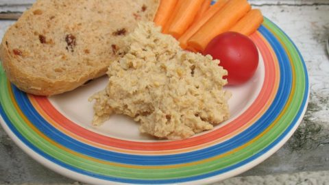 Recept: Hummus rychle asnadno