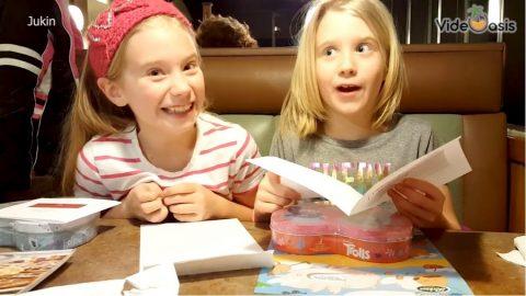 Reakce dětí na zprávu, že je maminka těhotná (video)