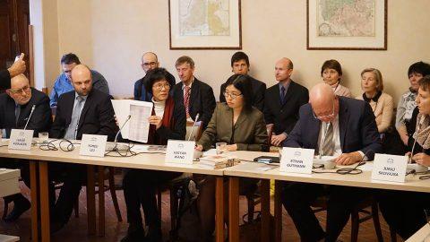 Veřejné slyšení vPoslanecké sněmovně bude řešit masivní porušování lidských práv vČíně
