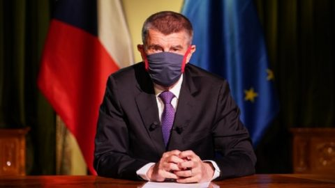 "Czech Prime Minister about the epidemic: ""Dear God, give us the power of the soul to rectify things…"""