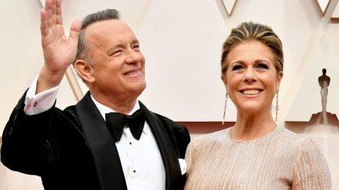 Tom Hanks – koronavirus: On ani jeho manželka nenakazili nikoho ze štábu