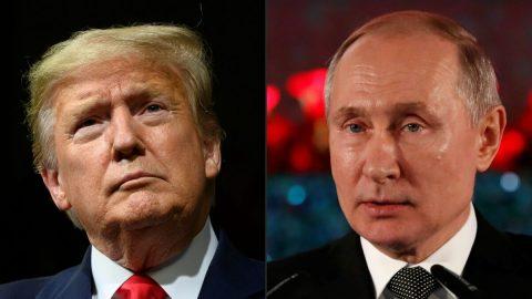 Trump aPutin diskutovali oropě vsouvislosti spandemií acenovou válkou