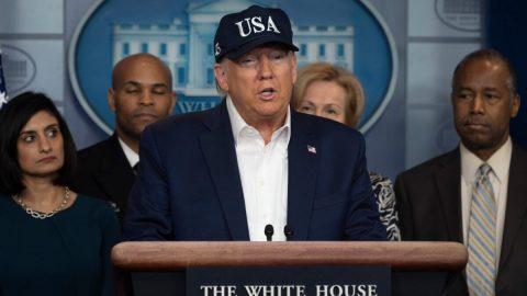 Koronavirus vUSA: Trump COVID-19 nemá, ukázaly výsledky testu