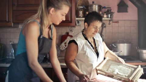 Dospívající se smyslem pro rodinu jsou zdravější aúspěšnější