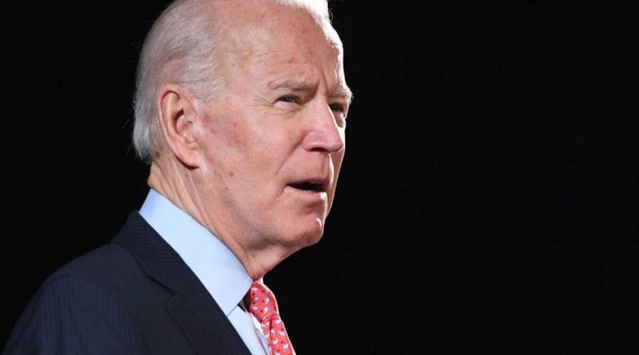 Joe Biden sexuální útok