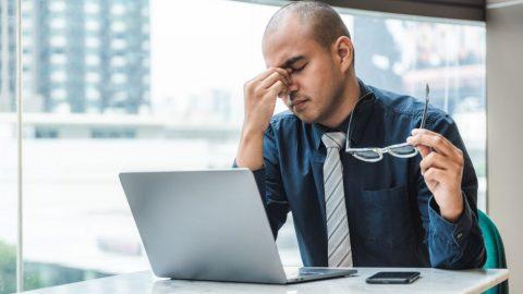 Syndromem nezdravých budov vČR trpí až dvě třetiny lidí. Nejen kanceláře, ale irodinné domy zvláště na konci zimního období