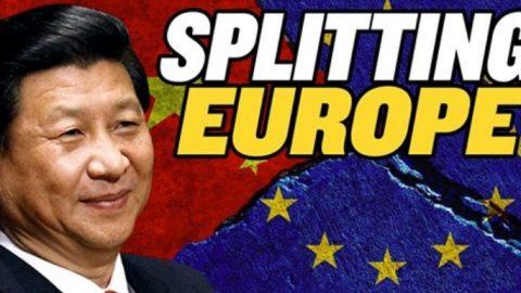 Čína využívá koronavirus krozdělení Evropy (video – Čína bez cenzury)
