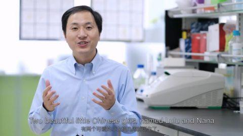 Genetické experimenty na lidech vČíně vyvolávají etické debaty