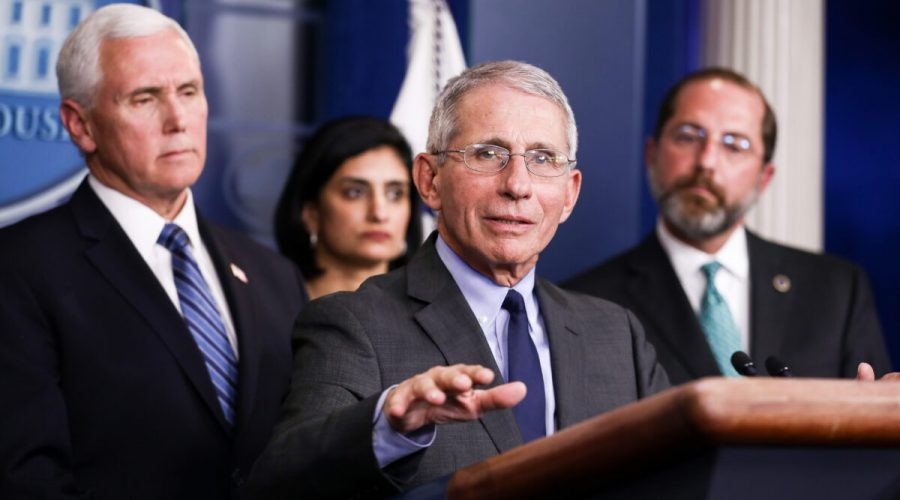 Fauci Speaks At White House 1200x800