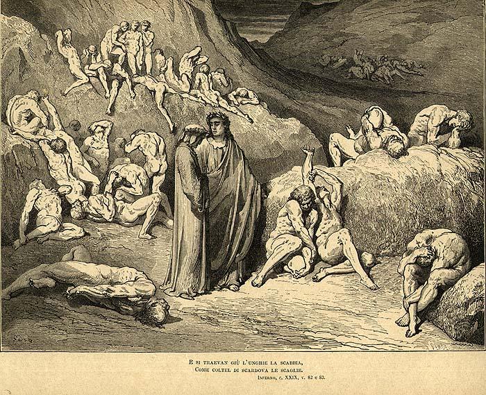 Peklo Dante