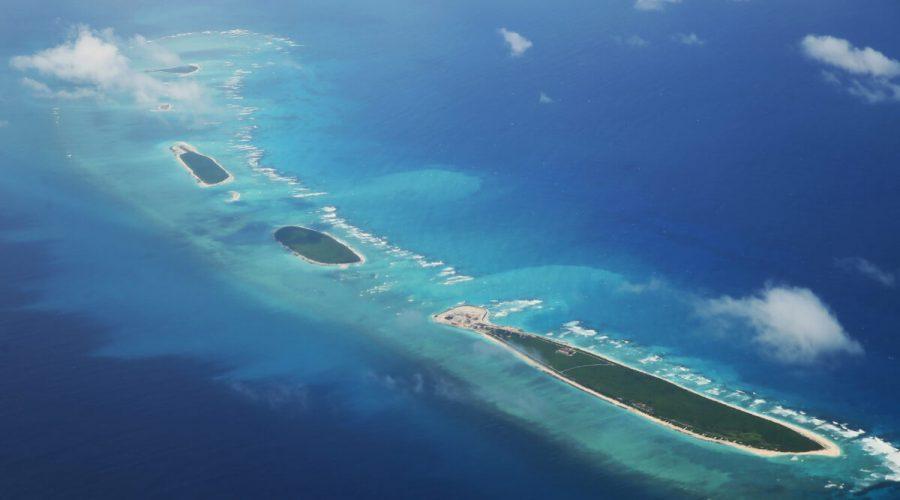 ostrovy jihocinske more