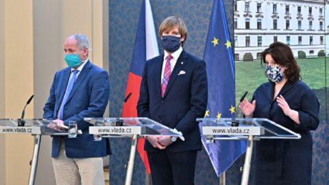 ČR: Vláda od pondělí částečné uvolní některá karanténní opatření