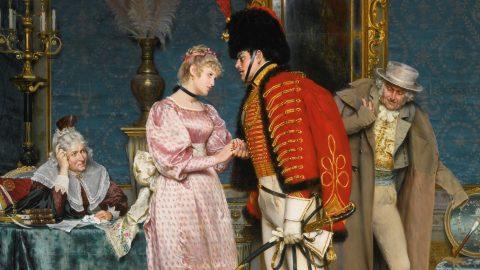 Vztahy mezi mužem aženou IV – zasnoubení