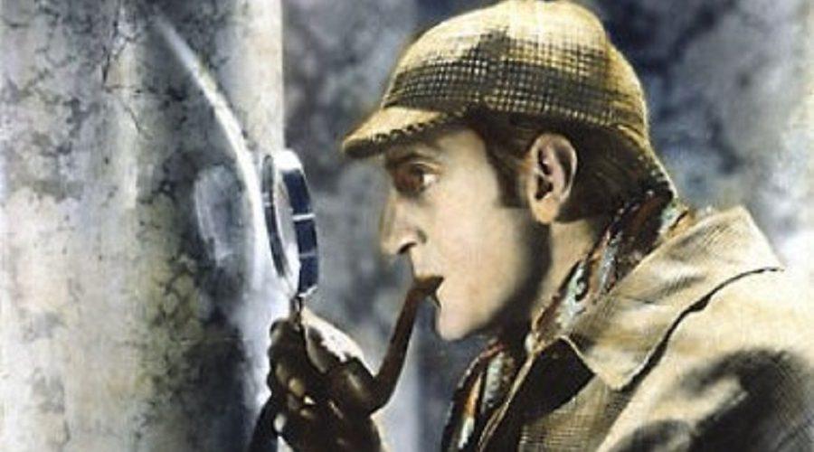 Proslulý detektiv Sherlock Holmes. (missionlanguagelab. blogspot.com)