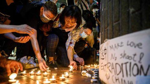 """Boj onezávislost Hongkongu pokračuje. Situace se zhoršuje, čínský režim prosazuje """"zákon onárodní bezpečnosti"""""""