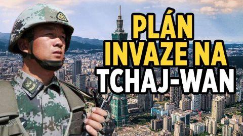 Čínský plán invaze na Tchaj-wan adalší události vpořadu Čína bez cenzury