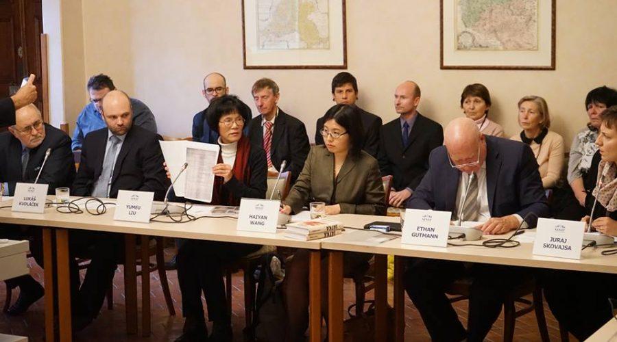 Poslanecka Snemovna Cina Organy Lukas Kudlacek