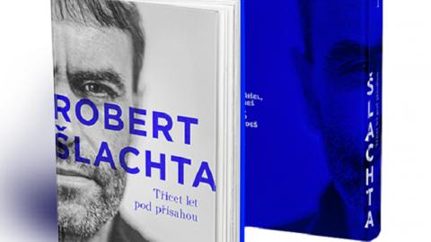 Kniha: Robert Šlachta – Třicet let pod přísahou