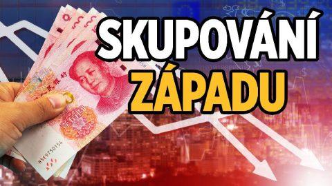 Čína nakupuje evropské firmy zasažené koronakrizí (video – Čína bez cenzury)