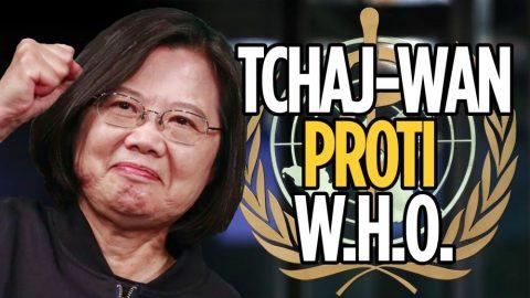 Tchaj-wan musí bojovat sČínou iWHO kvůli epidemii koronaviru (video – Čína bez cenzury)