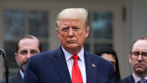 Prokažte nezávislost na Číně nebo vám nadobro odstřihneme finance, varoval Trump WHO