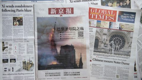 Průzkum mezi novináři: Čína se snaží přetvořit mediální prostor ve světě kobrazu svému