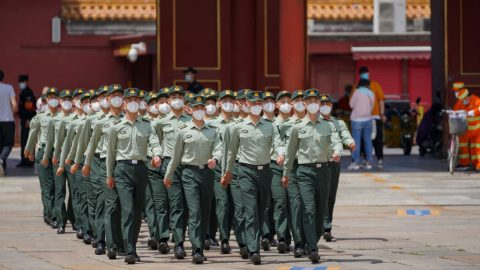 Čína – skrytá hrozba?