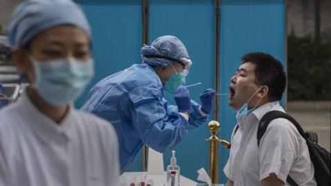 Čínské město Mu-tan-ťiang zažilo už dvě vlny epidemie