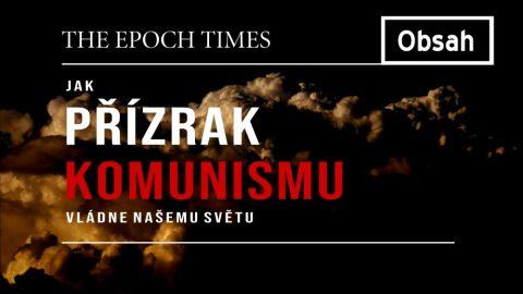 Kniha: Jak přízrak komunismu vládne našemu světu (Obsah)