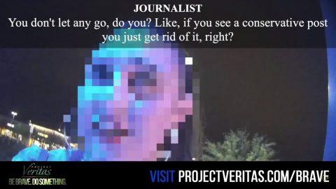 Skrytá kamera projektu Veritas odhalila cenzuru moderátorů Facebooku
