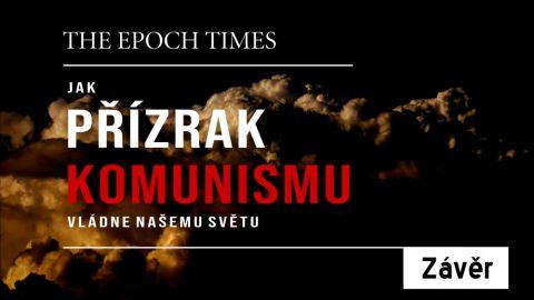 Závěr: Jak přízrak komunismu vládne našemu světu (AKTUALIZOVÁNO)