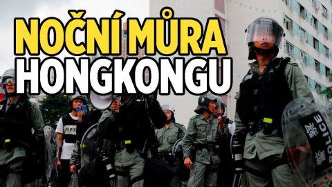 Noční můra Hongkongu, Čína plánuje popravit australského občana (video)
