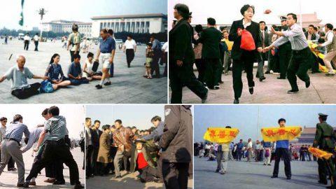 20.července začalo vČíně pronásledování Falun Gongu. Přineslo tisíce obětí na životech