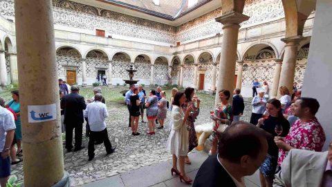 Koncerty ve skvostných prostorách zámeckých sídel shistorií panství