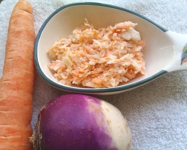 salat z mrkve