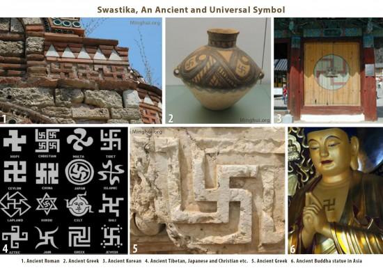 buddhismus swastika